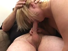 See a horny blonde stripping and fucking bbw porn
