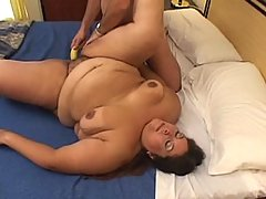 Toys and cocks for her hungry pussy bbw porn