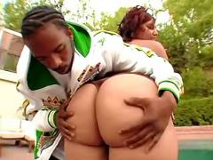 Booty ebony BBW spoils black friend bbw porn