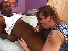 Pretty fatty gets drilled by blacky bbw porn