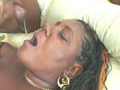 Black chubby whore gets in mouth bbw porn