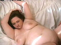 Appetizing titty fatty takes a ride bbw porn
