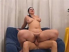 Portly busty honey fucking with guy bbw porn