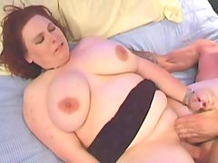Dude takes advantage of big boobs bbw porn