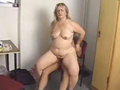 Chubby mature crazy fucked by guy bbw porn