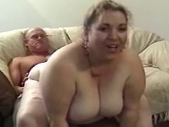 Older man fucks chubby blonde girl bbw porn