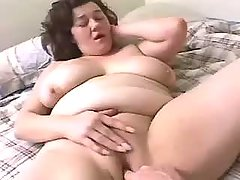 Adorable BBW knows sense in fucking bbw porn