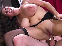 Megabusty fatty mom fucks with dude bbw porn